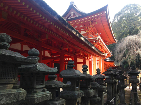 Kasuga Grand Shrine, Nara