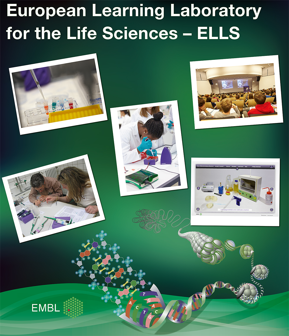 European Learning Laboratory for the Life Sciences (ELLS)