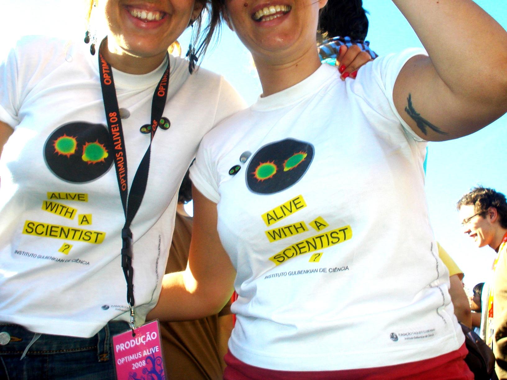 IGC volunteers