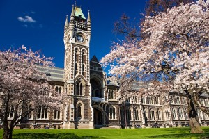 University_of_Otago__Clocktower