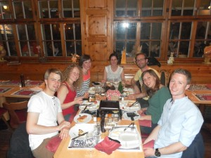 farewell raclette