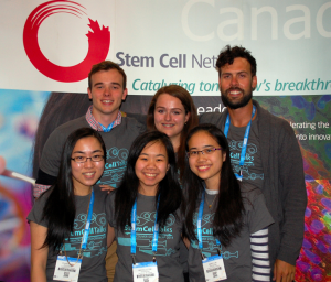 Photo Cred: Stem Cell Network