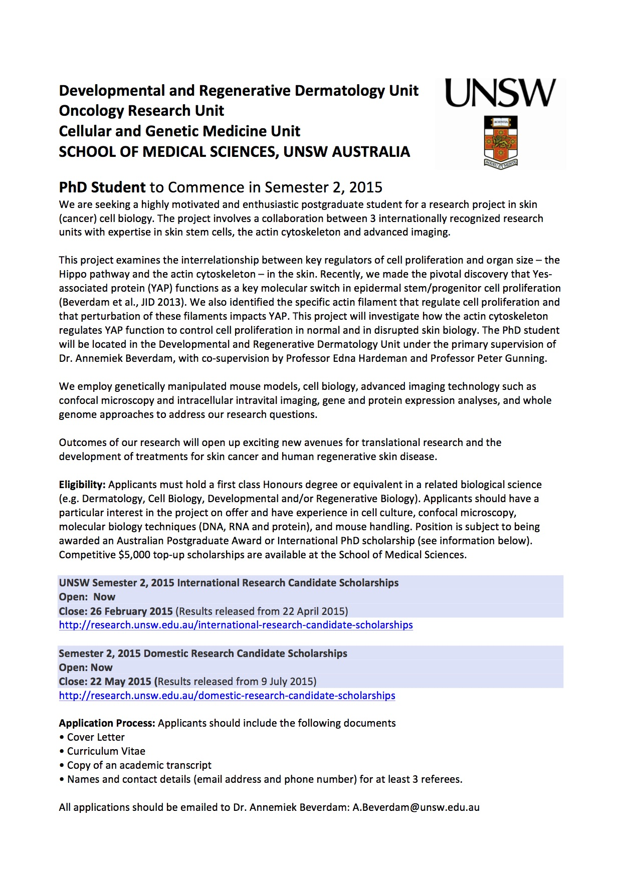 unsw medicine application If you are transferring from another university, your application may be assessed  on combination of university marks and atar (or equivalent.