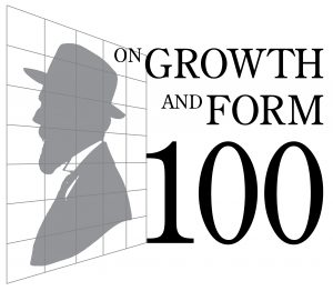 On Growth and Form 100 logo